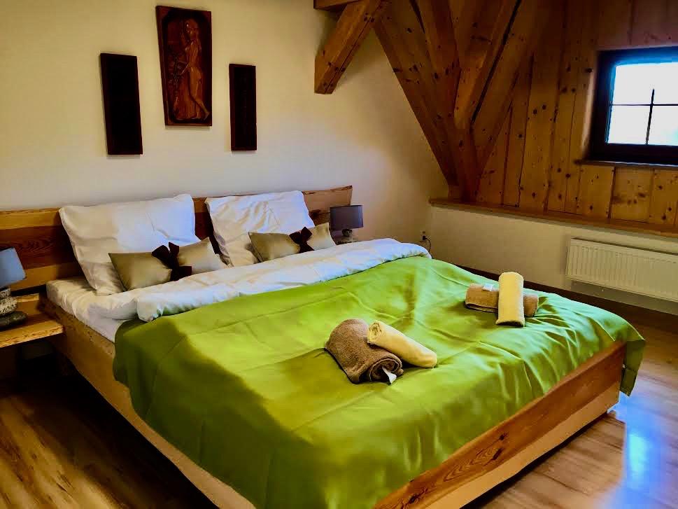 Gode værelser på Chata Emil Zatopek.