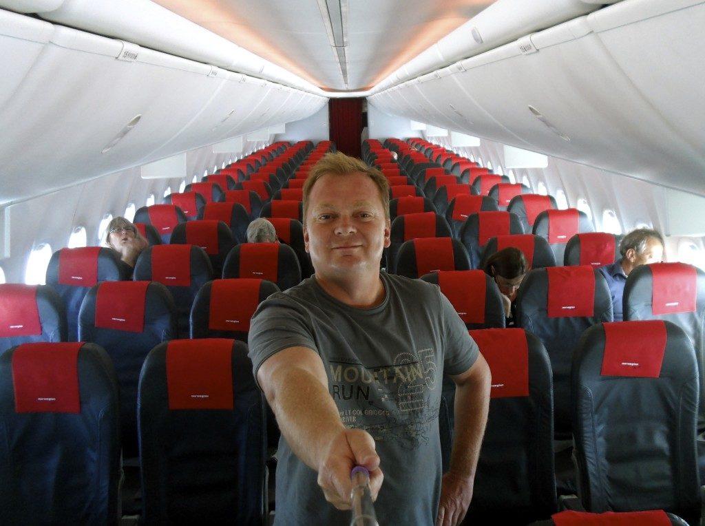 Flyv med Norwegian til Madeira.