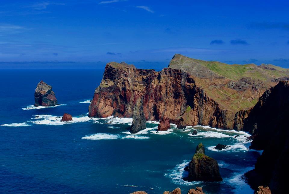 Øst spidsen af Madeira.