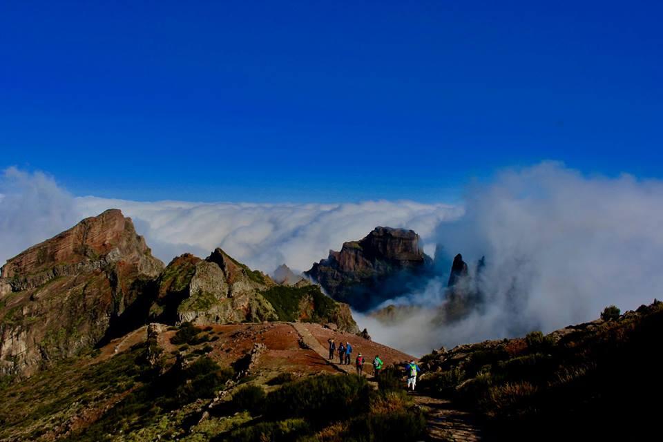 Aktiv ferie på Madeira.