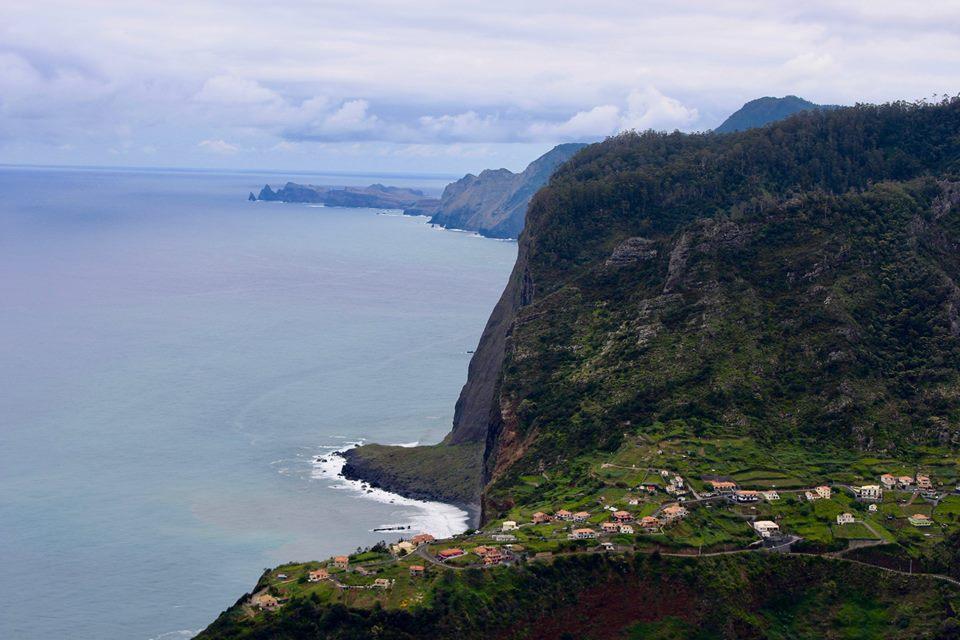 Madeiras nord kyst.