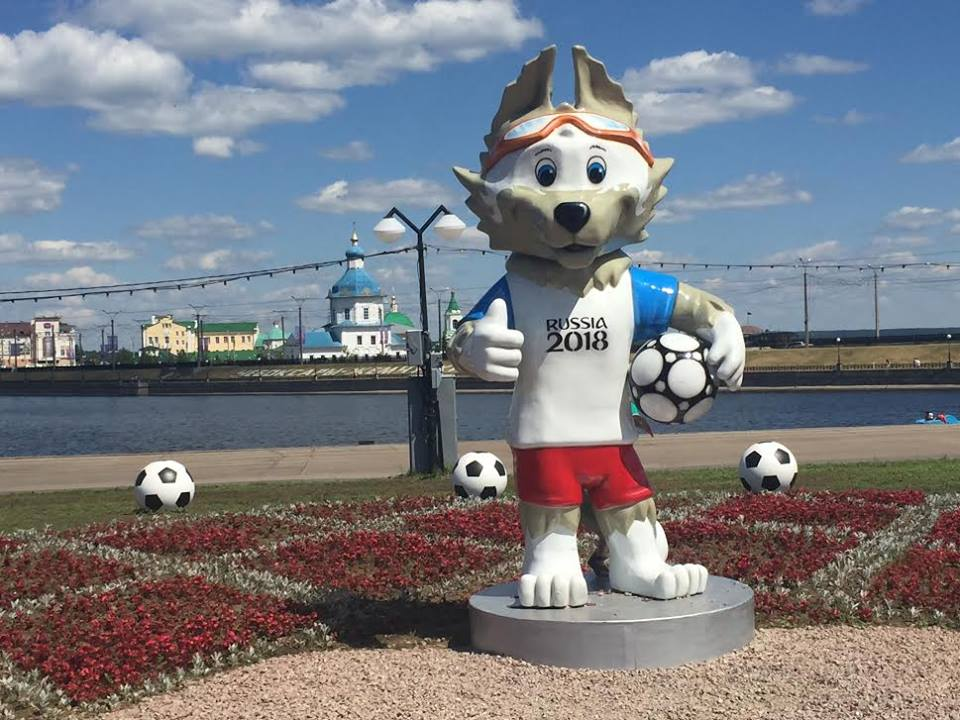 VM i Rusland var en fin oplevelse.