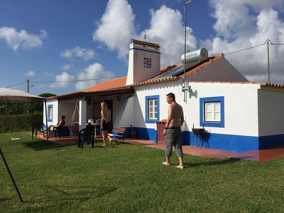 Sommerhus i Portugal.
