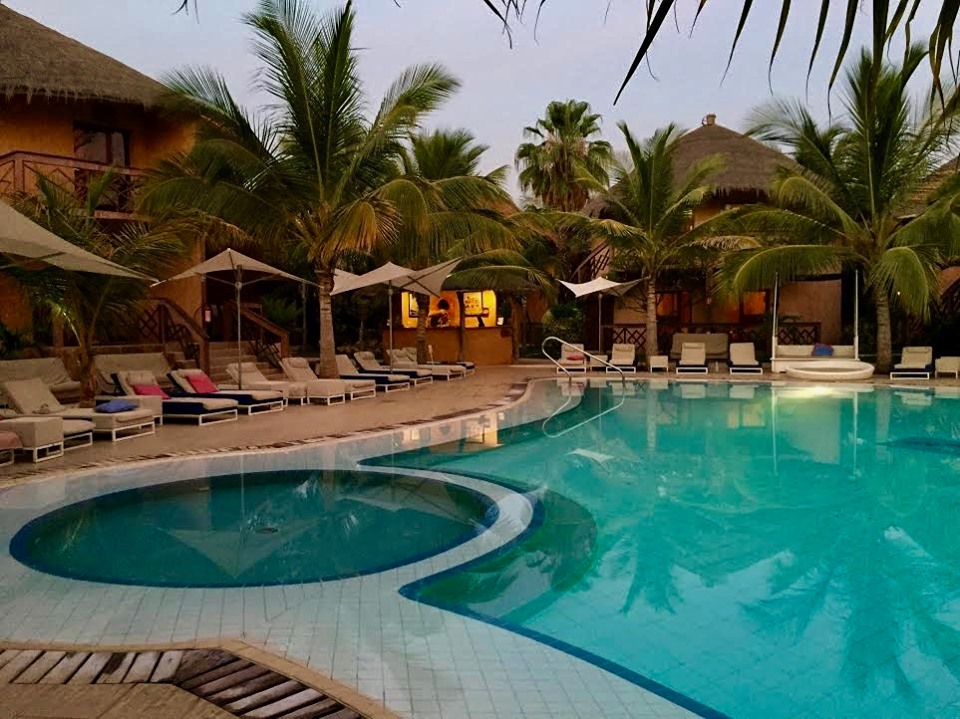 Saly hotel