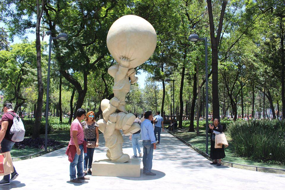 Mexico City kunst