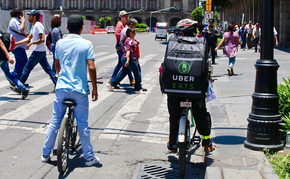 Mexico cykel