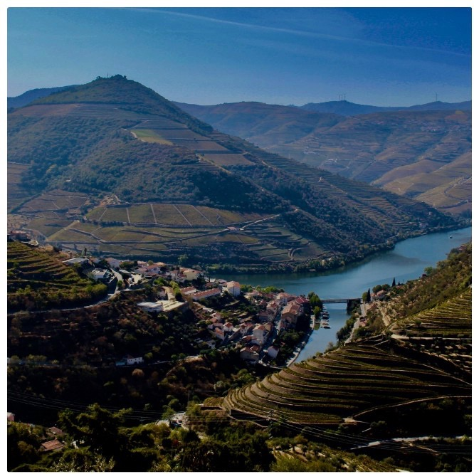 Douro dalen