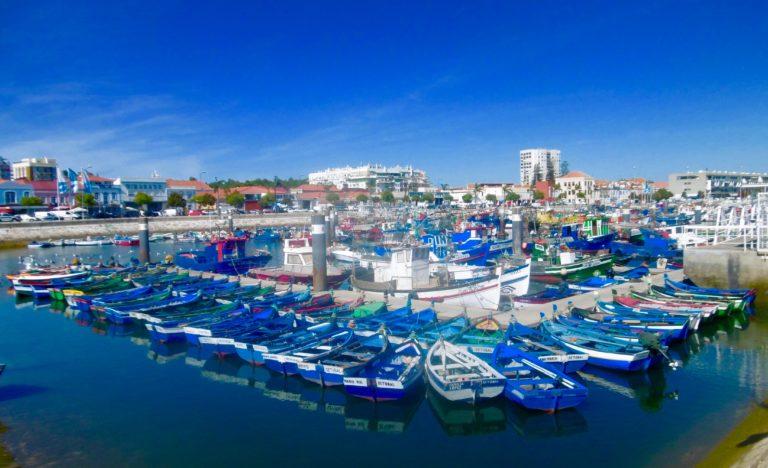 Havnen i Setubal