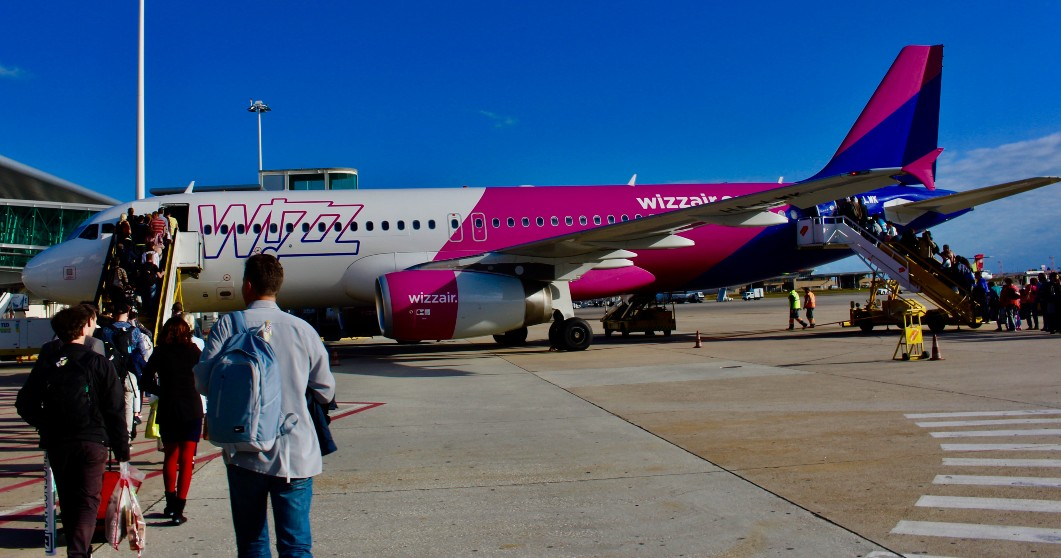 Wizz Air Billund.